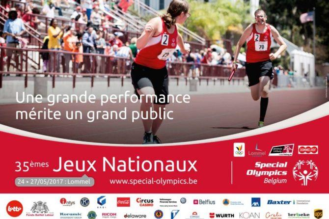 Special Olympics Belgium