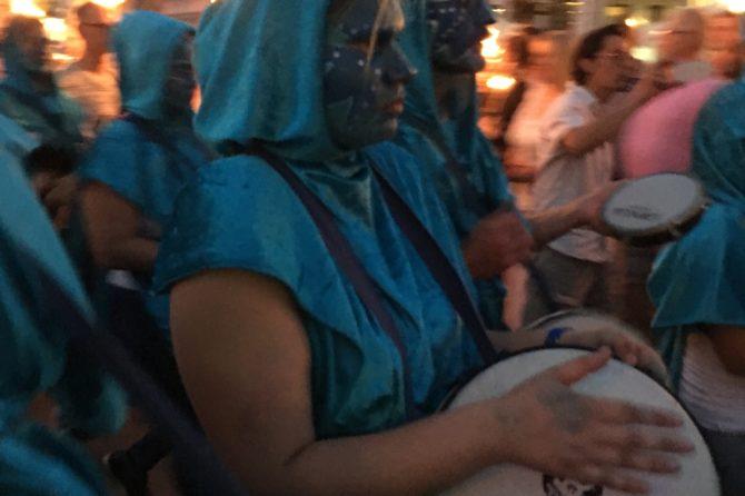 La Pilerie participe au folklore montois