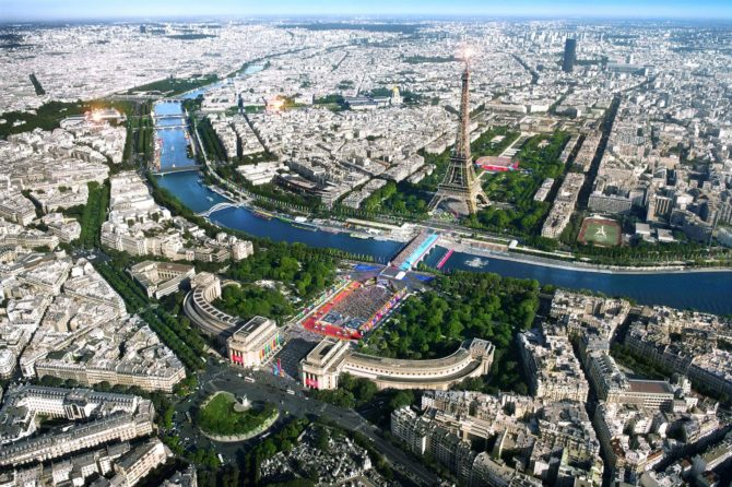 Jeux Paralympiques – Paris 2024