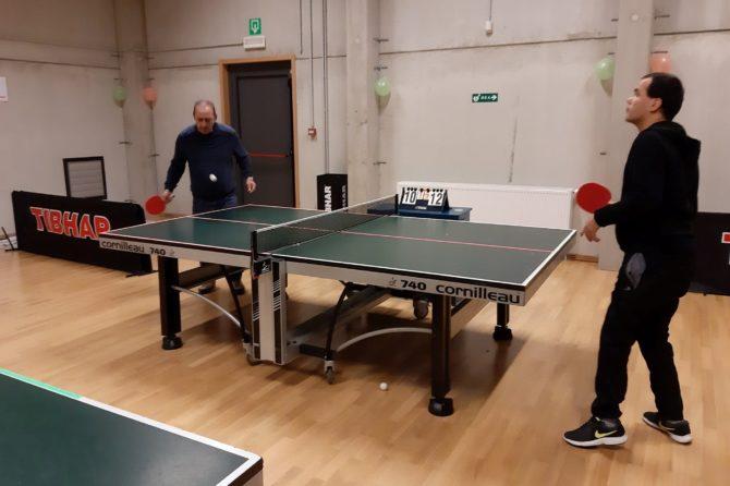 Club de ping-pong